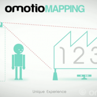 Learn, mapping, kinect and interaction